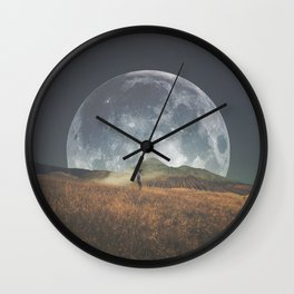 The noise made by meanings Wall Clock