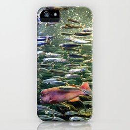 Monster in the Midst iPhone Case