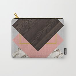 Geometric composition VII Carry-All Pouch
