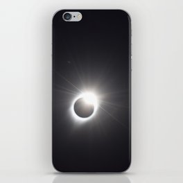 Total Solar Eclpse 2017 iPhone Skin