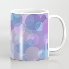 Pastel Pink and Blue Balls Coffee Mug