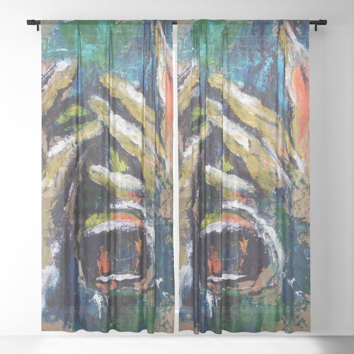 Sfortuna Sheer Curtain
