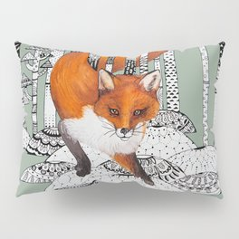 Fox Forest Pillow Sham