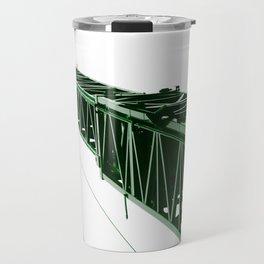 crane green operator Travel Mug