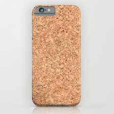 Real Cork Slim Case iPhone 6
