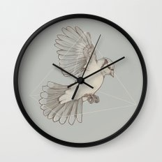 Dynamics of Flight Wall Clock