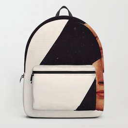'Tech' Logo Backpack