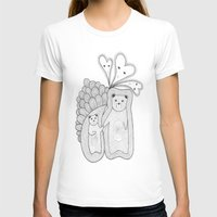 bears T-shirts featuring bears by s t i n g s