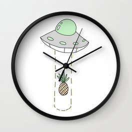 Simply kidnapped Wall Clock