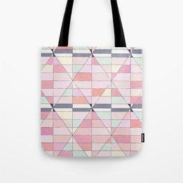 Sorbet Pinks Tote Bag