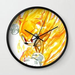Super Speed Wall Clock
