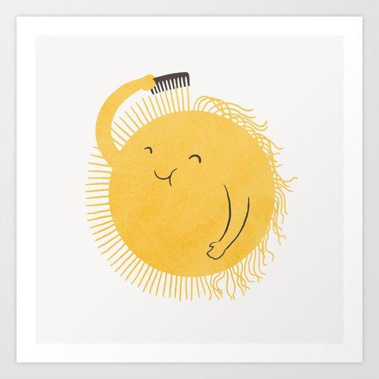 Good Morning, Sunshine by ilovedoodle