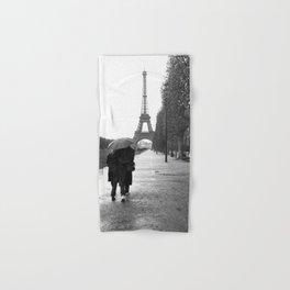 Paris Amour Hand & Bath Towel