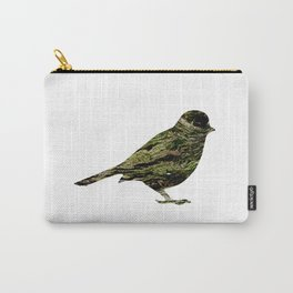 olive tree sparrow Carry-All Pouch