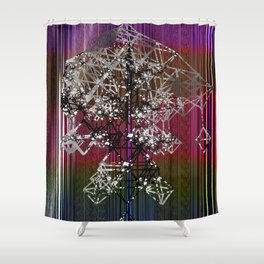 mobile Shower Curtain