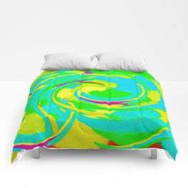 Phantom Swirl Comforters