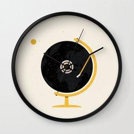 A New World Record Wall Clock