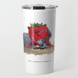 What Woodchuck Berry Do Travel Mug