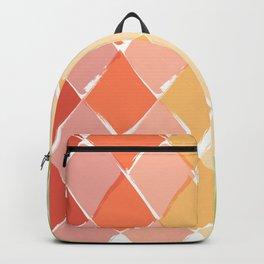 Vibrant summer pattern Backpack