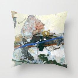 Mount Matterhorn Throw Pillow