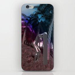 FACEDOWN iPhone Skin