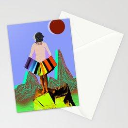 Au loin  Stationery Cards