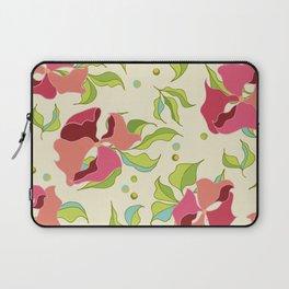 Power Flowers – Spring Laptop Sleeve