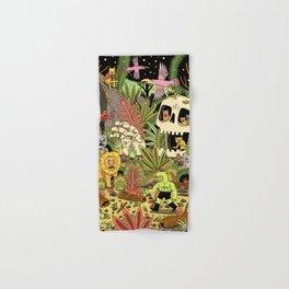The Jungle Hand & Bath Towel