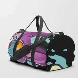 M4X - Crabbit Duffle Bag