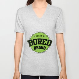 Original bored brand Unisex V-Neck