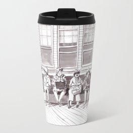 Old Friends Travel Mug