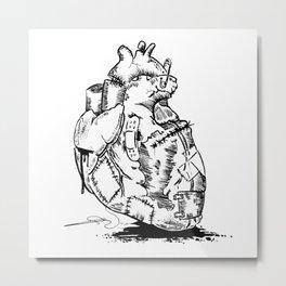 A Broken Heart Metal Print