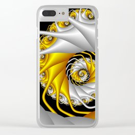 life is colorful -12- Clear iPhone Case