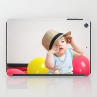 mad hatter iPad Cases featuring Little mad hatter by Sandra Angelini