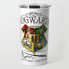 Hogwart Alumni school Travel Mug
