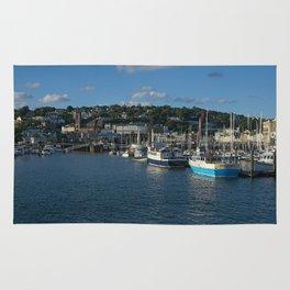 Torquay Harbour Rug