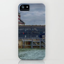 No Mans Fort 2 iPhone Case
