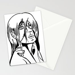 One Eyed Ghoul Stationery Cards