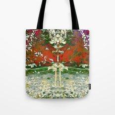 Blooming Ballet Tote Bag