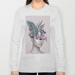 Tropical Girl 3 Long Sleeve T-shirt
