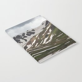 California Pass Notebook