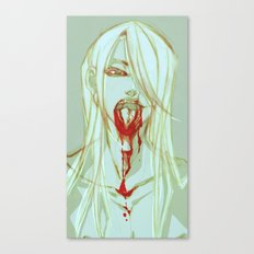 Ghostwalk Canvas Print
