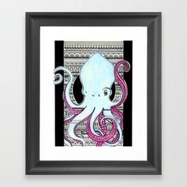 Octopusss Framed Art Print
