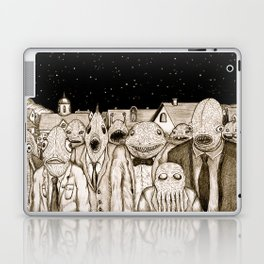 Innsmouth Meeting Laptop & iPad Skin