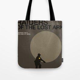 Raiders of the Lost Ark Tote Bag