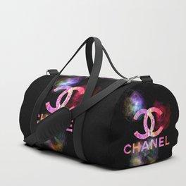 Fashion Colored Smoke Duffle Bag