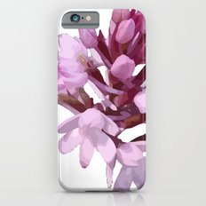 Pink Orchid Wildflower iPhone 6s Slim Case