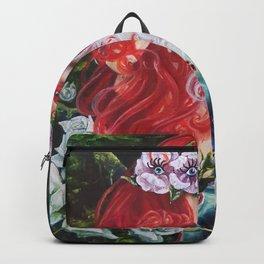 Thee Red Queen's Garden Backpack