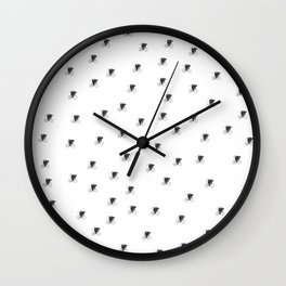 Critical Mass Bears Wall Clock