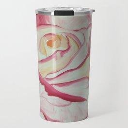 Friendship Rose Travel Mug